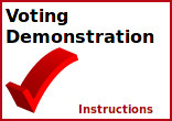 Voting Demonstration